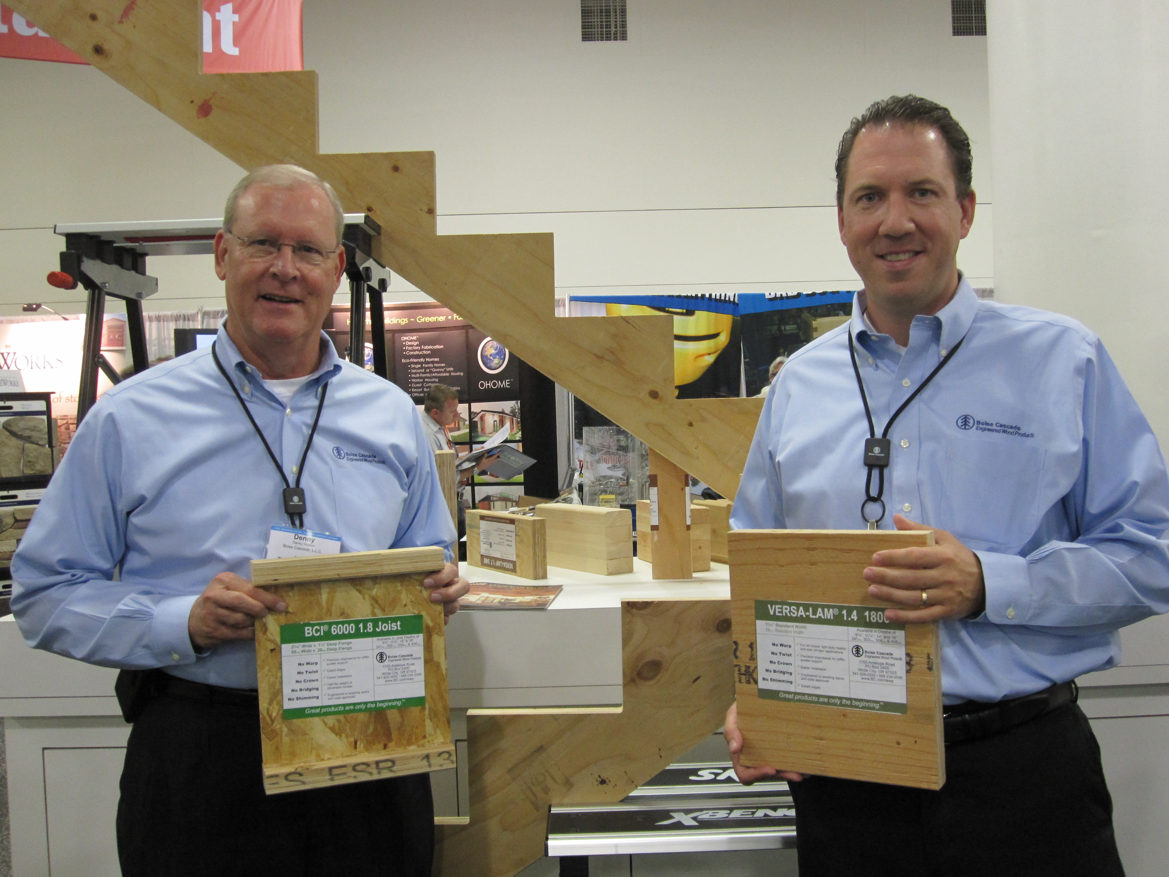 Boise Cascade Building Materials Distribution Llc